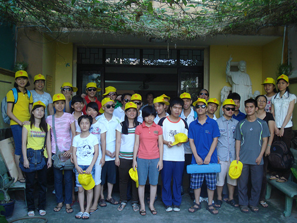 Thien An Shelter - A social support center